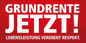 Logo der Petition Grundrente Jetzt!