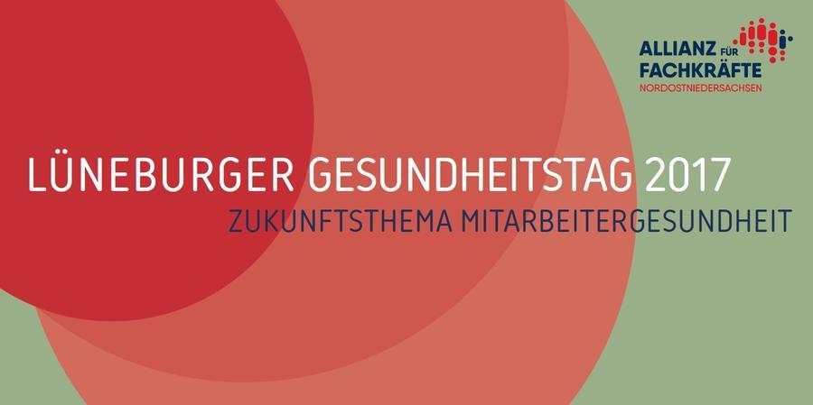 Einladung Lüneburger Gesundheitstag 2017
