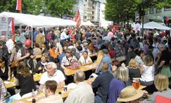 Maifest in Gießen