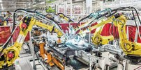 digitale Automobilproduktion