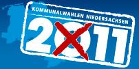 Logo Kommunalwahlen 2011