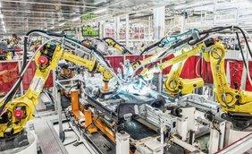 VW Automobilindustrie