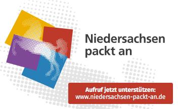 """Aktionsbündnis """"Niedersachsen packt an!"""""""