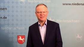 Videogruß Stephan Weil