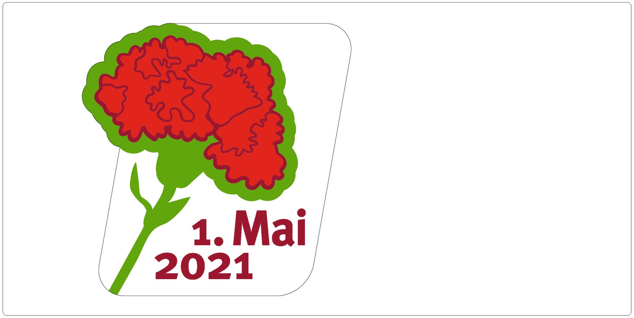 1. Mai-Nelke 1. Mai 2021 Tag der Arbeit