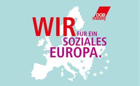 Frauentag 2019 Soziales Europa Karte