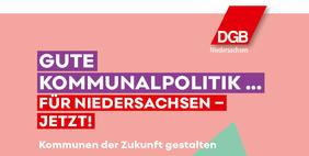 Teaser Kommunalwahlpapier DGB Nds