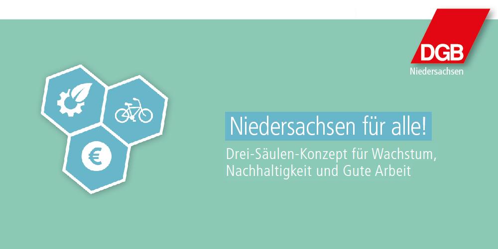 Konjunkturprogramm des DGB Niedersachsen