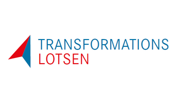Bühnenbild Logo Transformationslotsen