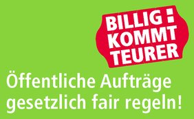 Button Billig wird teurer