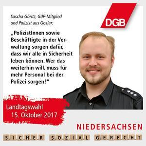 Zitat Sascha Göritz