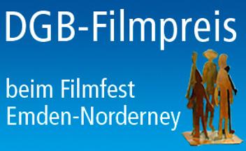Logo für den DGB-Filmpreis